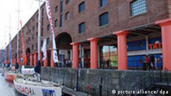 Großbritannien Liverpool wird Kulturhauptstadt Europas 2008