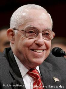 Justizminister Michael Mukasey, Quelle: dpa