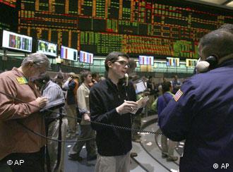 Börse (Quelle: AP)