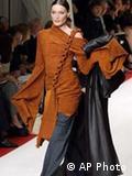 کارلا برونی، بانوی اول امروز فرانسه، سوپر مدل پیشین