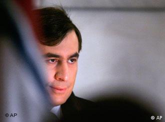 В первой передаче ПИК взял интервью у Саакашвили