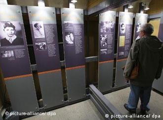 Выставка памяти жертв Холокоста в Ганновере