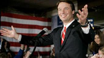 John Edwards Vorwahl New Hampshire 2008