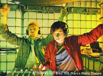 Malte (Axel Schreiber) e Tom (Robert Stadlober): a música dá o tom