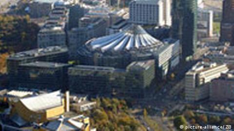 berlin sony center