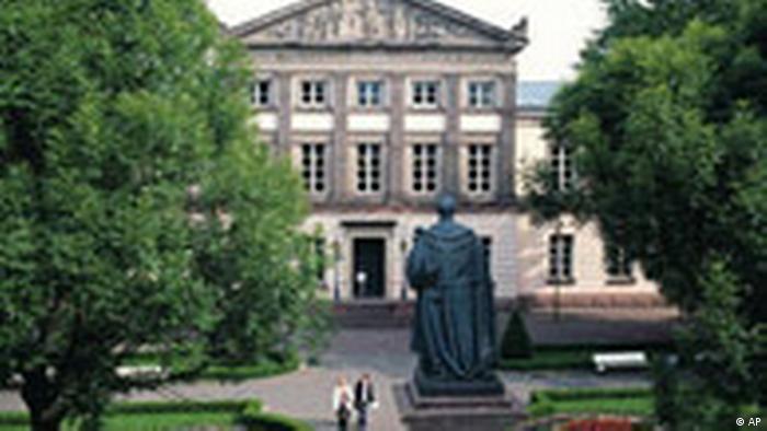 Georg-August-Universität Göttingen (AP)