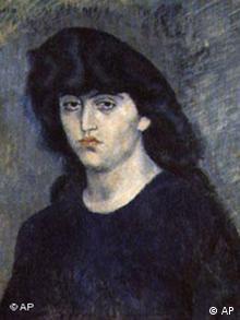BdT 09.01.08 Picasso-Gemälde Portrait of Suzanne Bloch