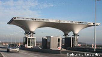 آلمان فدرال - جمهوری چک، مرز بدون مرزبان