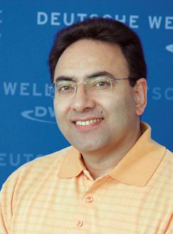 DW-Experte Ali Amjad