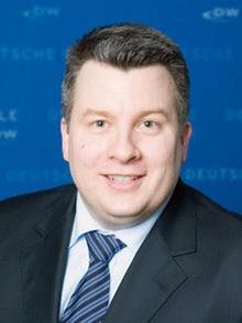 اینگو مانتویفل، رییس بخش روسی دویچه وله