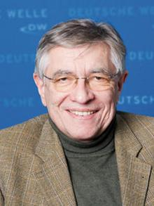 Peter Philipp (Quelle: DW)