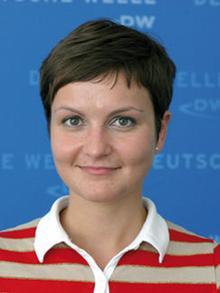 Дарья Брянцева - руководитель отдела культуры русской редакции DW