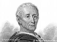 شارل دو مونتسکیو، شاعر و اندیشمند فرانسوی