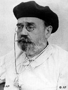 امیل زولا (۱۸۴۰ - ۱۹۰۲)، در ایران او را با رمان ژرمینال میشناسند