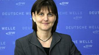 Christina Bergmann, Studio Washington (Foto: dw)