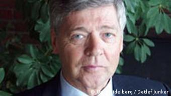 Detlef Junker von der Universität Heidelberg (Foto: HCA)