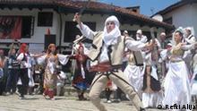 Kultur- und Kunstverband Sota, traditioneller Tanz, Kosovo