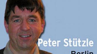 Peter Stützle (Quelle: DW)