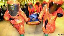 Katastrophenübung in Taiwan