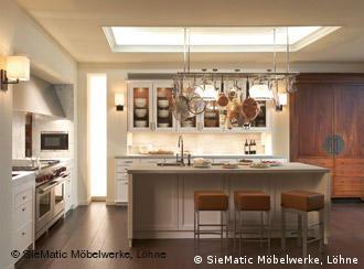 西曼帝克公司厨房家俱