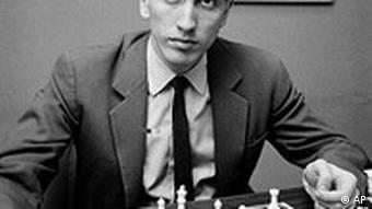 Bobby Fischer 1962 in New York, Quelle: AP
