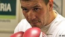 Deutschland Box-WM Schwergewicht Ruslan Chagaev