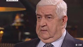 Walid Al-Muallim (DW)