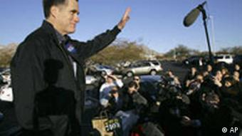 Mitt Romney in Nevada