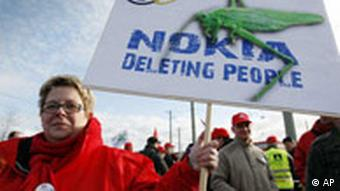 nokia releases statement for the bochum plant closure History of nokia nokia is a finnish romania to open a plant near the city in moving the production from the bochum, germany factory to a low wage country.