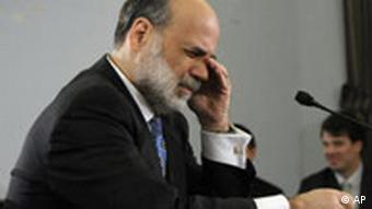 Notenbank-Chef Ben Bernanke (AP Photo/Dennis Cook. File)
