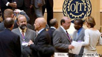 ILO-Konferenz 2004