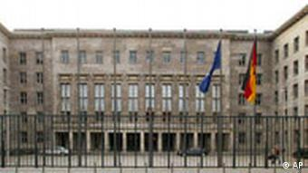 The Federal Ministry of Finance in Berlin