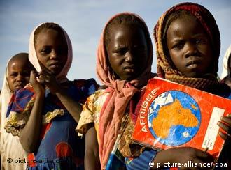 Refugees from Chad