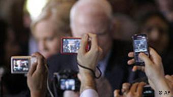 John McCain nach Florida Sieg