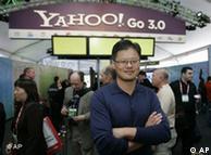 Yahoo-Chef Jerry Yang, Quelle: AP