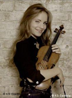 德国著名小提琴家菲舍尔