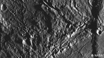 Bilder der Messenger vom Merkur