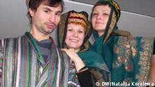 Russische Redaktion DW-RADIO feiert Karneval am 31.01.2008