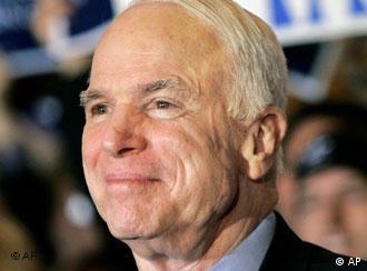 Републиканецът Маккейн