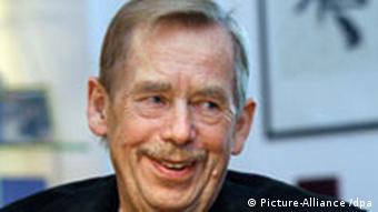 ehemalige tschechische Präsident Vaclav Havel (Foto: DPA)