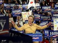 Hillary Clinton acumula 708 tras el