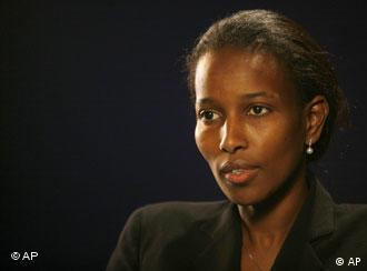 Ayaan Hirsi Ali, (Quelle:AP)