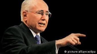 Der ehemalige Premierminister von Australien, John Howard, (Quelle: dpa)