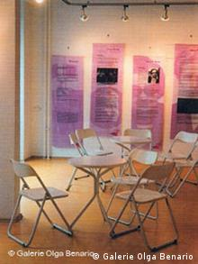 Galerie OLGA BENARIO