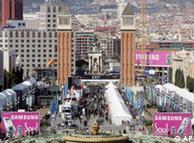 Barcelona acoge el evento más importante del mundo en telefonía móvil.