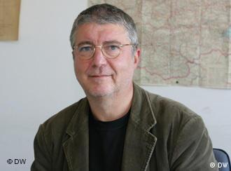 Alexander Andreev, Mitarbeiter/in in der bulgarischen Redaktion der Deutschen Welle (Foto: DW)