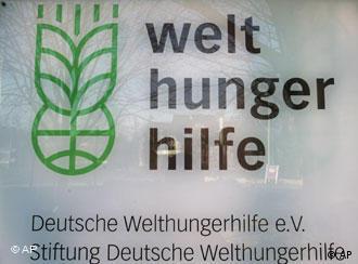 Logo Organisasi Welthungerhilfe yang berkantor pusat di Bonn