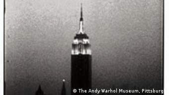 Andy Warhol, Empire, 1964, Quelle: The Andy Warhol Museum, Pittsburgh