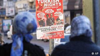 Deutschland Türkei Integration Türken in Duisburg Valentinstag