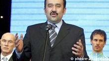 Der kasachische Ministerpräsident Karim Masimow